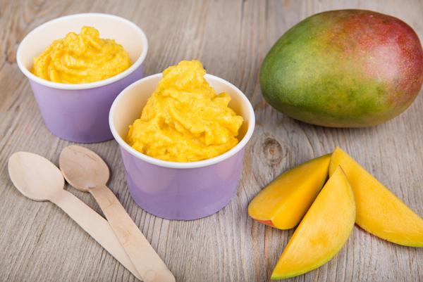 Sladoled 100% mango